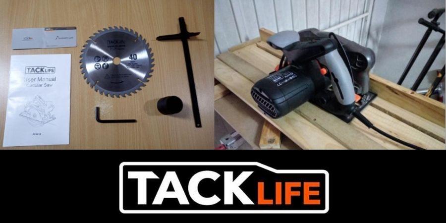 Accesorios sierra circular Tacklife PES01A