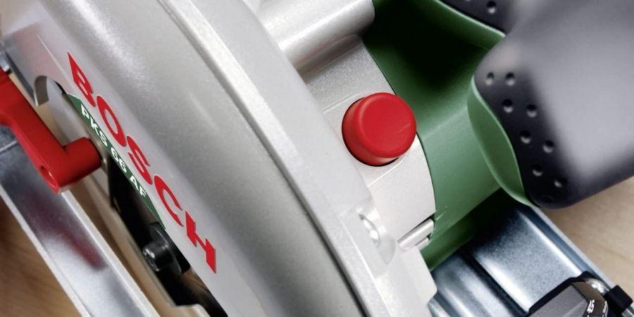 Sierra eléctrica Bosch PKS 66 AF
