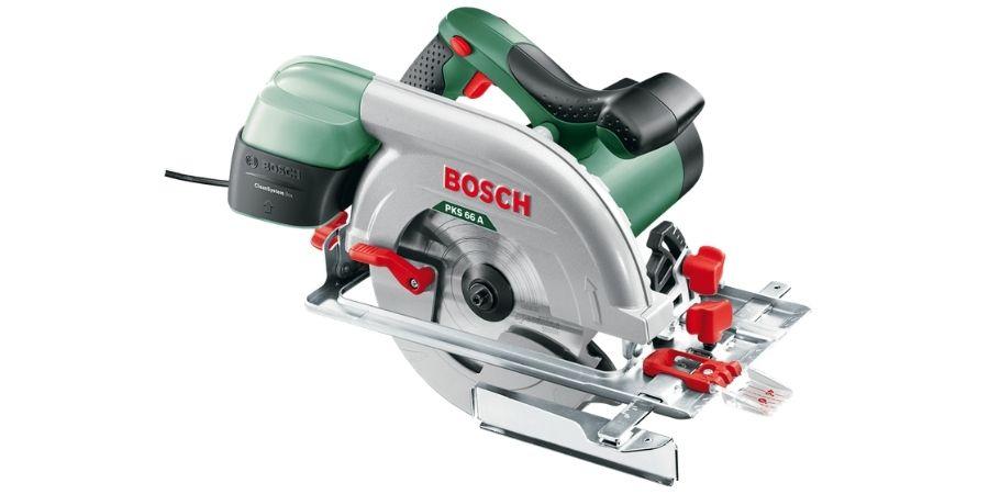Sierra electrica Bosch pks 66 af