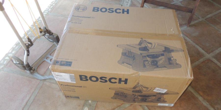 sierra bosch gts caja