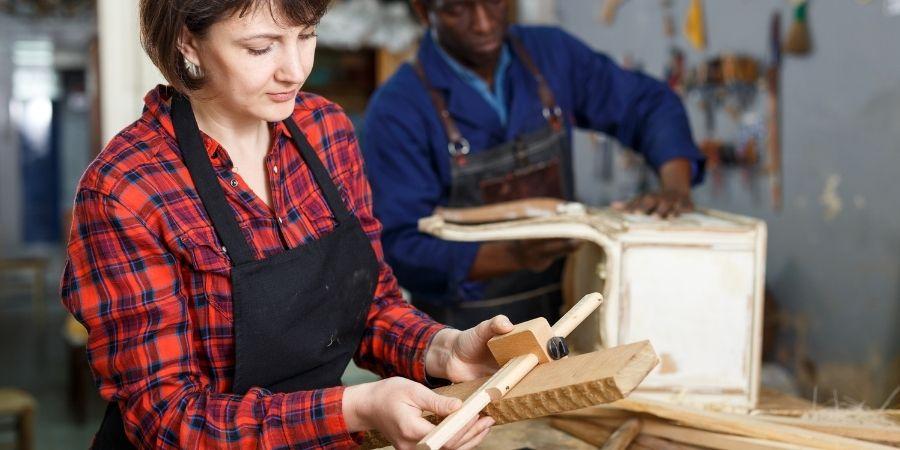 Obtén los mejores resultados en madera con esta sierra