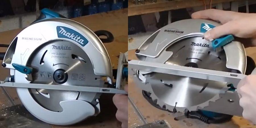 Hojilla de la herramienta eléctrica Makita 5008MG