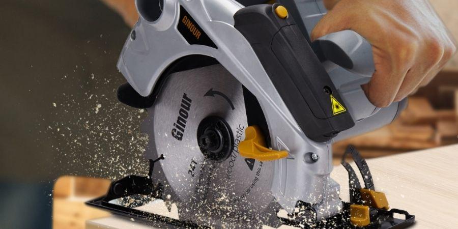 Máquina Ginour Cortadora 1500W 4700RPM