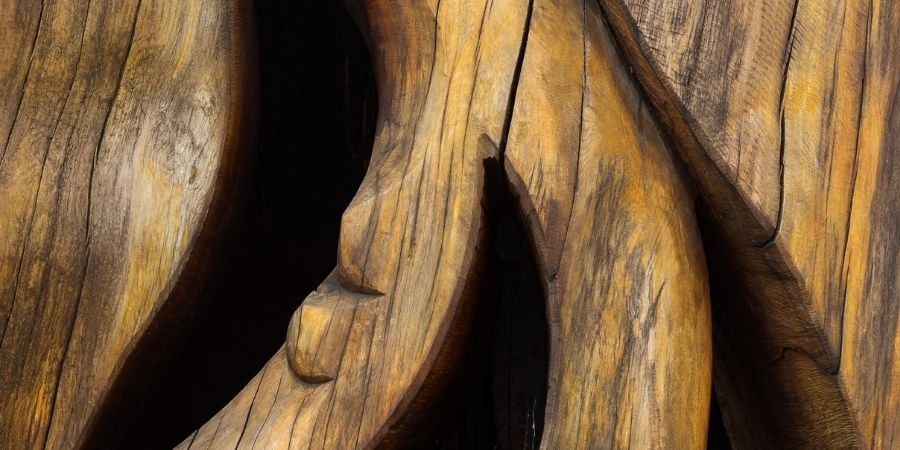 Arte de madera de nueva Zelanda